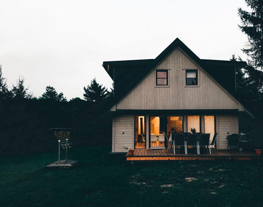 Boende som hus eller lägenhet