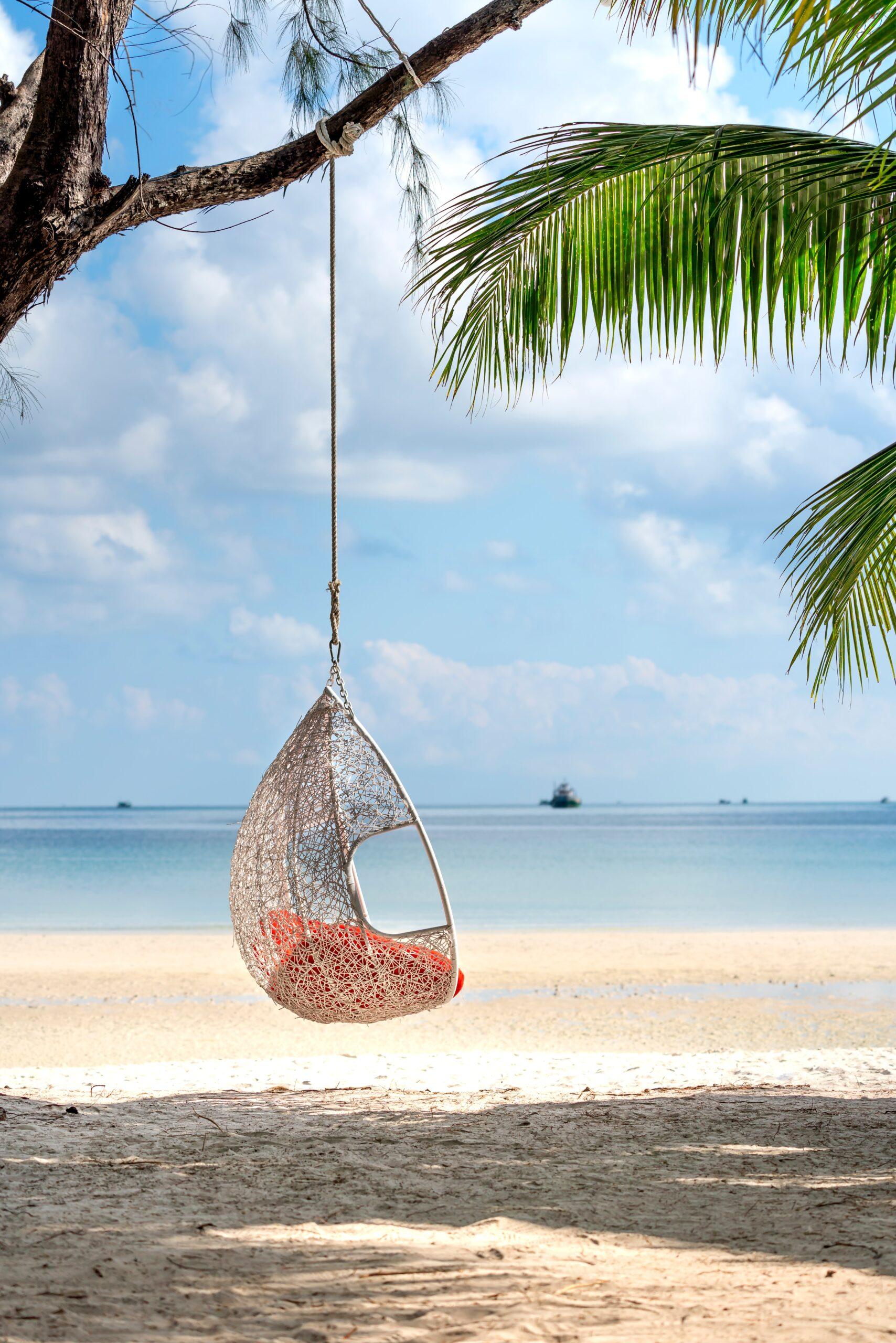 Många tror att FIRE innebär att man slappar på stranden resten av livet.