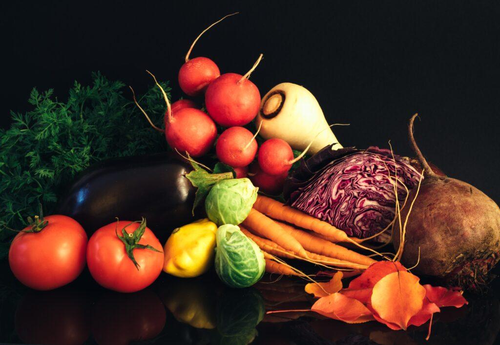 Mat inkluderar matvaror och restaurangbesök